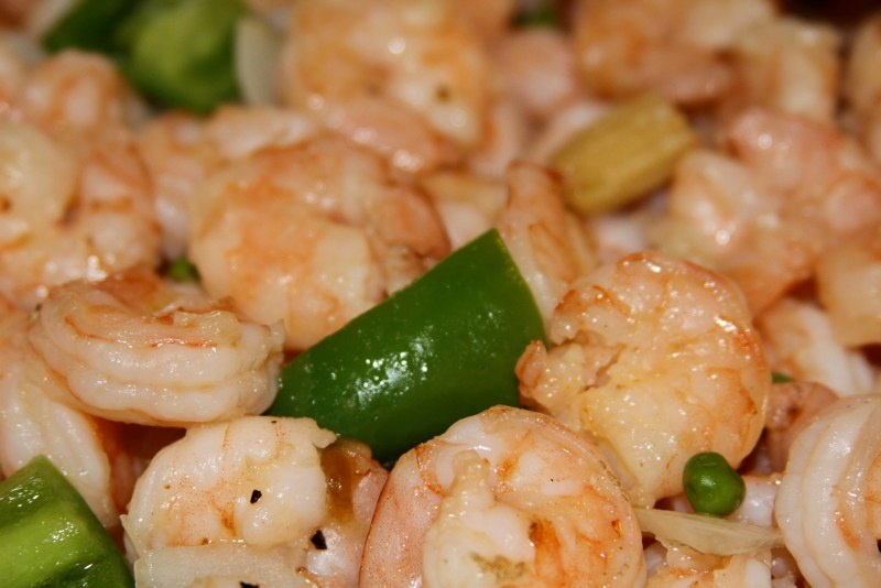 Salt&Pepper Shrimp